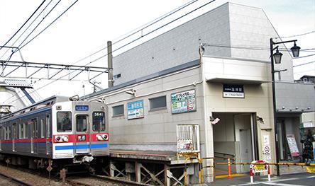 海神駅|電車と駅の情報|京成電...
